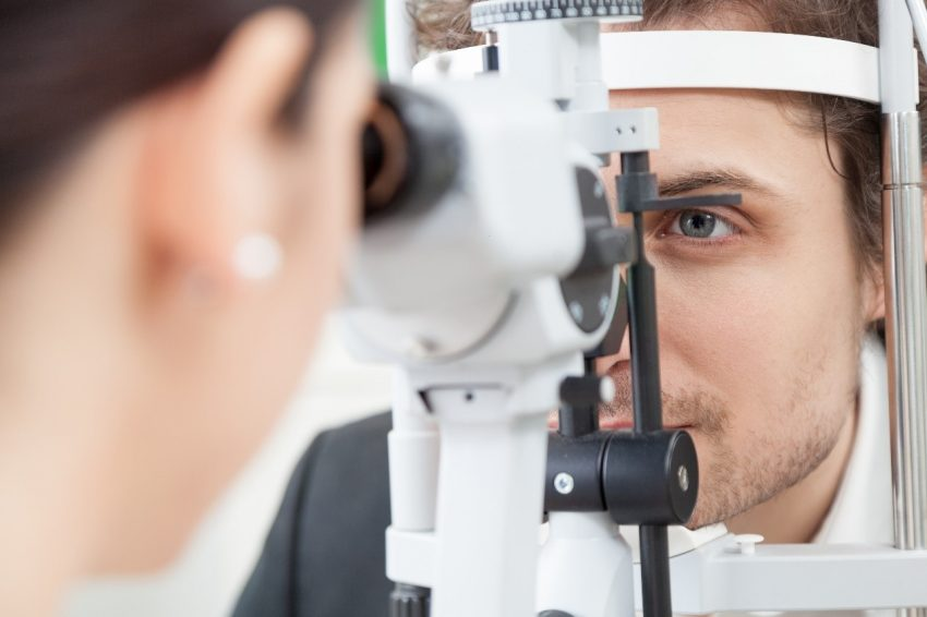 contact lenses birmingham