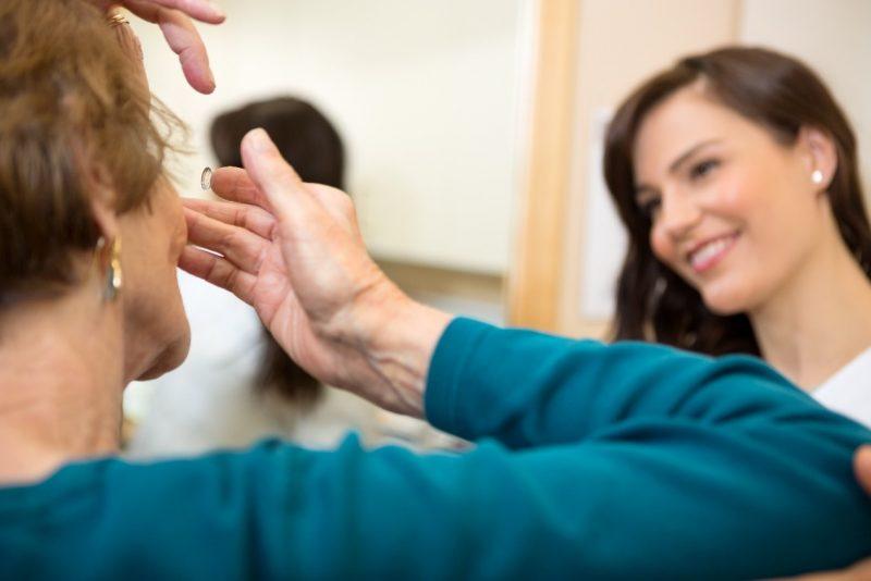 opticians birmingham contact lenses hygiene