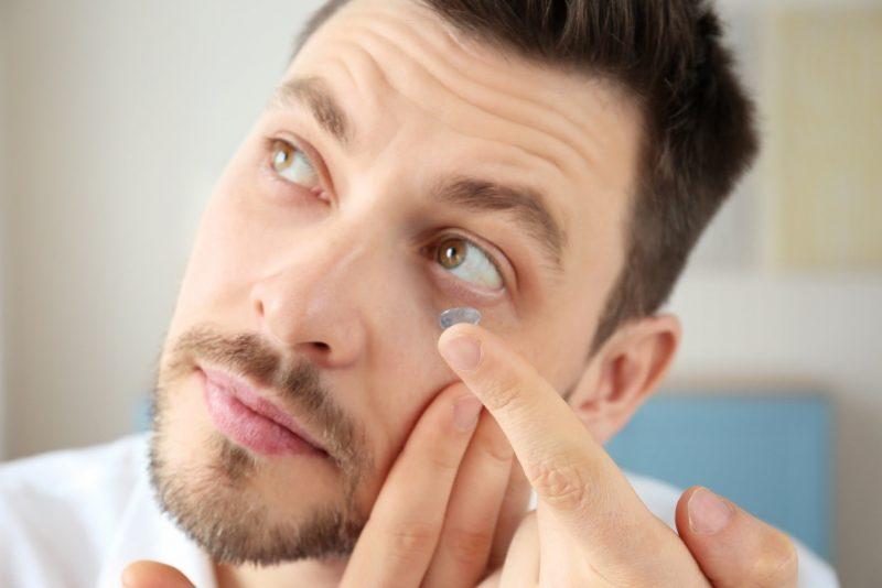 opticians birmingham contact lenses